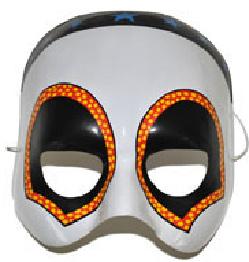 Halfmasker bont (61376E)