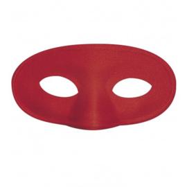 Oogmasker / loup Rood - 17 cm (61359E)