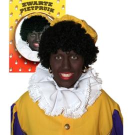 Pruik Piet Zwart (30165W)