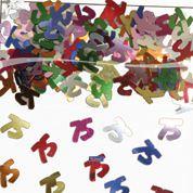 Tafelconfetti - sierconfetti - 75 jaar (05320F)