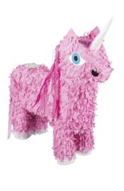 Pinata Eenhoorn Roze / Unicorn Pink 47 cm (30933B)