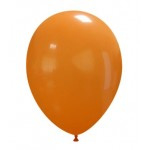 "Pastel Oranje 10 stuks 11""/29 cm  (PT90/05)"