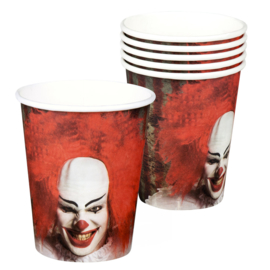 Bekers Horror Clown (72352B)
