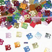 Tafelconfetti - sierconfetti  - 18 jaar (05311F)