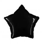 "Folie Ster 18"" - Zwart / Black"