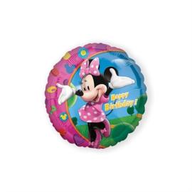 Folieballon Happy Birthday Mini (AM1779701)