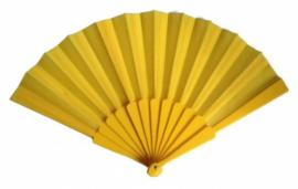 Spaanse waaier Geel (62360E)