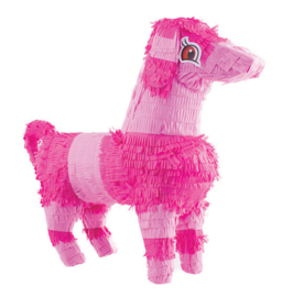 Pinata Hond roze - 50 cm (66423E)