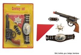 Cowboyset 5-delig (50566E)