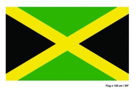 Vlag Jamaica - 90 x 150 cm (62397E)