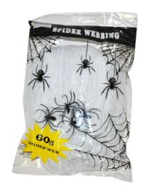 Spinnenweb wit 56 gram (54059E)