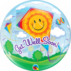 Bubble Get Well Soon! Kites (68654Q)