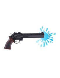 Waterpistool cowboy - piemel (50645E)
