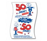 Toiletpapier 50 jaar MAN