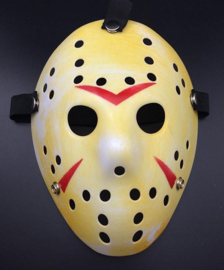 Masker Jason Voorhees Geel (1965GF)