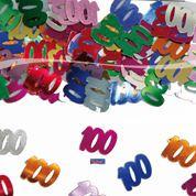 Tafelconfetti - sierconfetti - 100 jaar (05323F)