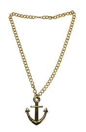 Gouden ketting Anker (59304E)