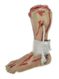 Bloederig onderbeen aan haak (85442P)