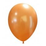 """Metallic Oranje 10 stuks 13""""/33 cm (PT120/27)"""