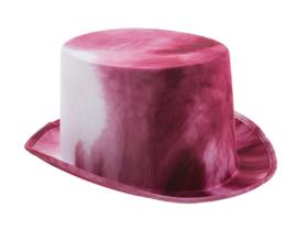 Hoge hoed bloederig (74994E)