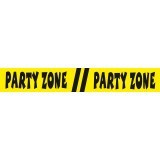 Afzetlint Party Zone (08601FU)