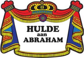 Kroonschild klassiek - Hulde aan Abraham (402118H)