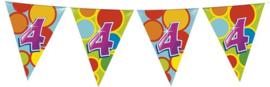 Vlaggenlijn ballonnen 4 (405504H)