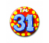 Button 31 jaar
