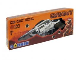 Revolver Gohner - 100 schots (50/101)
