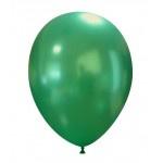 """Metallic Donker Groen 10 stuks 13""""/33 cm (PT120/50)"""