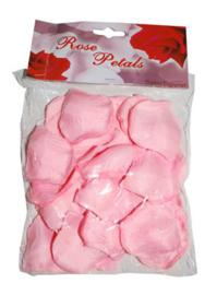 Rozenblaadjes - Rose Petals Pink - 100 gram (66274E)