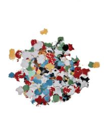 Confetti 200 gram multi (84311E)