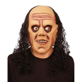 Masker Freak met lange haren (60232W)
