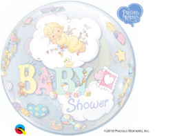 Bubble Precious Moments Baby Shower (27567Q)