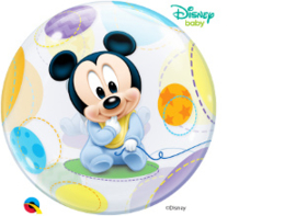 Bubble Baby Mickey Mouse (16432Q)