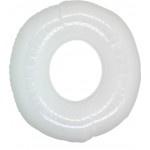 Folie Cijfer 0 - 100 cm Wit