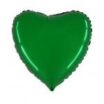 """Folie Hart 18"""" - Emerald Groen"""