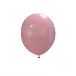 """Pastel Donker Roze 10 stuks 5""""/13 cm (PT5/01)"""