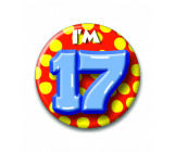 Button 17 jaar