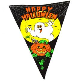 Vlaggenlijn Happy Halloween 3,8 meter (01558OT)