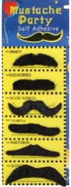 Snorren op kaart - 6 stuks (2000GF)