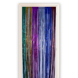 Folie deurgordijn Multi 100 x 250 cm (13019W)