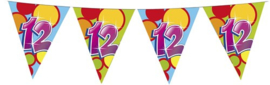Vlaggenlijn ballonnen 12 (405546H)