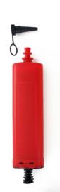 Ballonpomp rood (90399)