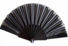 Spaanse waaier Zwart (62360E)