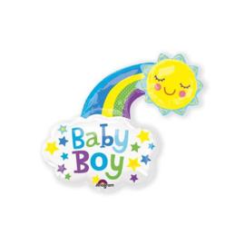 Baby Boy Sun SuperShape (AM3365801)