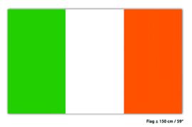 Vlag Ierland - 90 x 150 cm (62463E)