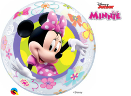 Bubble Minnie Mouse Bow-Tique (41065Q)
