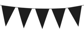 Vlaggenlijn Zwart 10 meter (74750B)