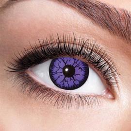 Monster Violet maandlenzen (per paar/37145W)